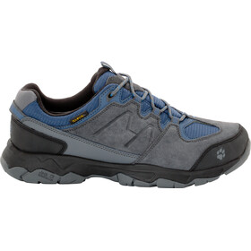 Jack Wolfskin MTN Attack 6 Texapore Low Shoes Men ocean wave